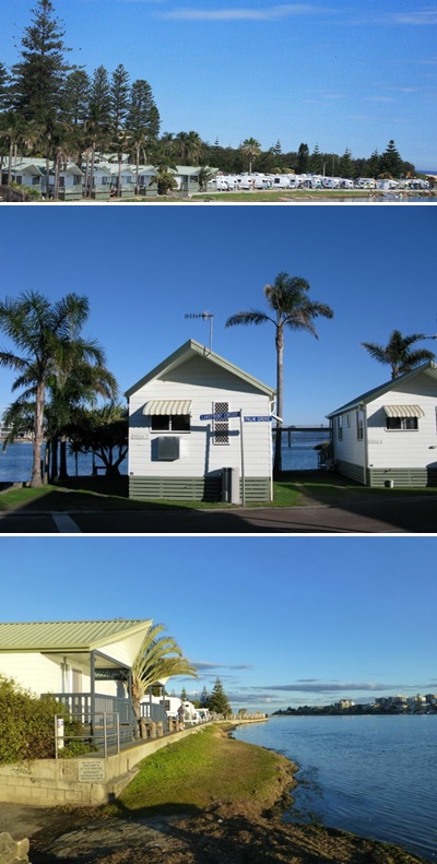 Central Coast Beachfront Accommodation