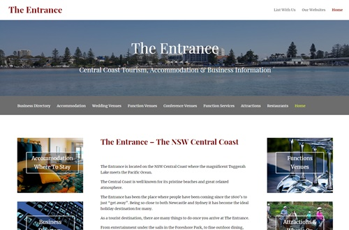 The Entrance Business Advertising