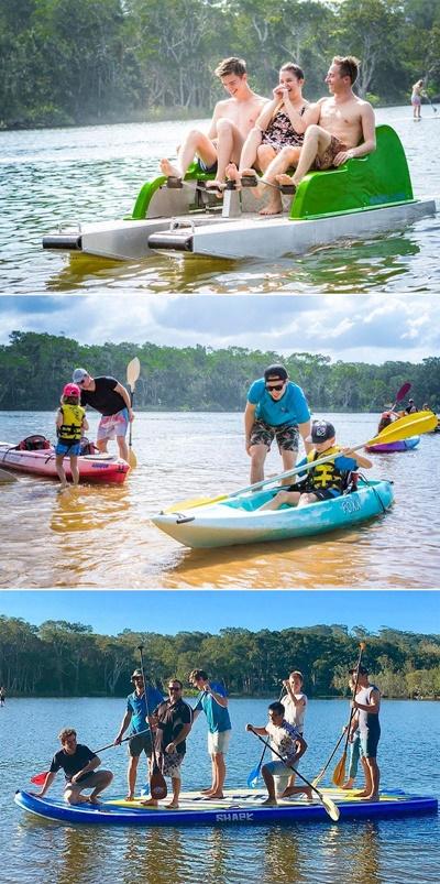 Aquafun Avoca Lake